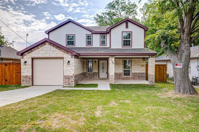 1706 N College Street, Mckinney, TX 75069 (MLS #14337395) :: All Cities USA Realty