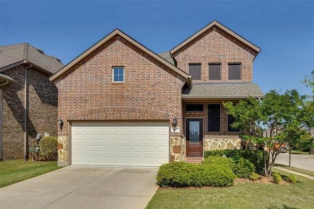 400 Sterling Ridge, Argyle, TX 76226 (MLS #14337410) :: The Kimberly Davis Group