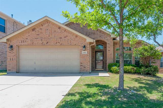 6033 Horse Trap Drive, Fort Worth, TX 76179 (MLS #14337419) :: Real Estate By Design