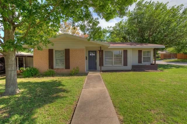 4937 Locke Avenue, Fort Worth, TX 76107 (MLS #14337462) :: Real Estate By Design