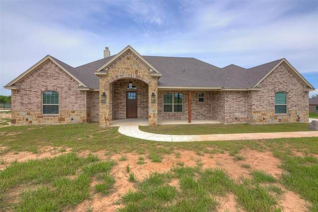 3611 Bella Court, Weatherford, TX 76088 (MLS #14337472) :: Real Estate By Design