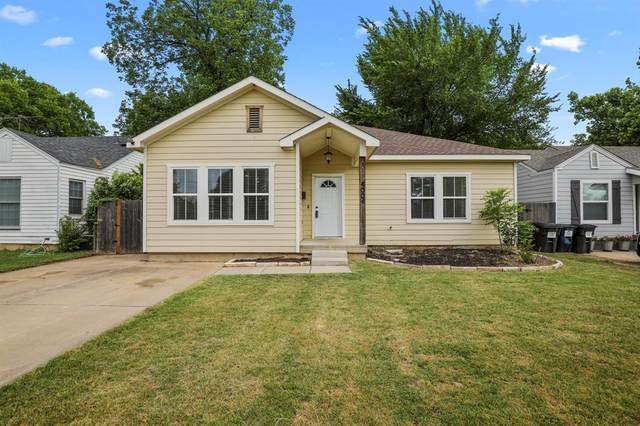4004 Calmont Avenue, Fort Worth, TX 76107 (MLS #14337524) :: The Mitchell Group