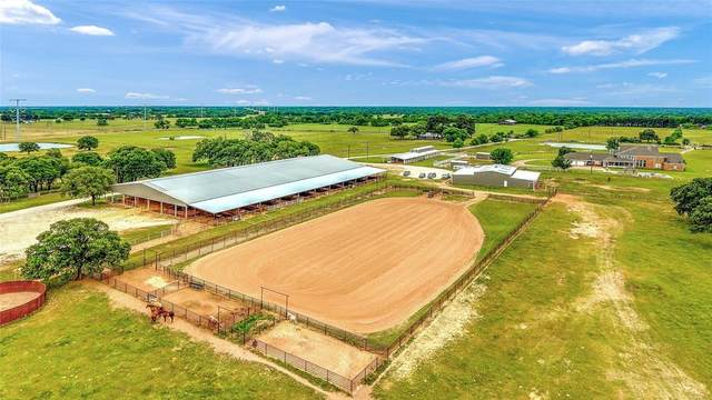 13636 Fm 1452 W, Normangee, TX 77880 (MLS #14337525) :: All Cities USA Realty