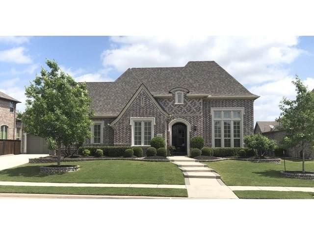 340 Columbia Court, Prosper, TX 75078 (MLS #14337533) :: The Kimberly Davis Group