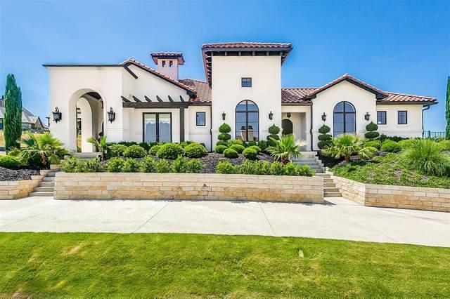 5208 E Verde Circle, Benbrook, TX 76126 (MLS #14337573) :: Potts Realty Group