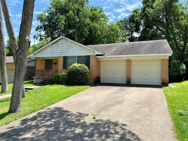 1824 Myrtlewood Drive, Dallas, TX 75232 (MLS #14337622) :: The Good Home Team