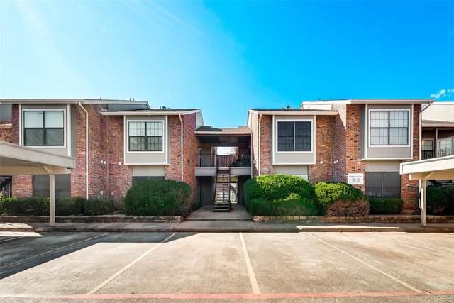 2730 Silver Creek Drive #128, Arlington, TX 76006 (MLS #14337651) :: Real Estate By Design