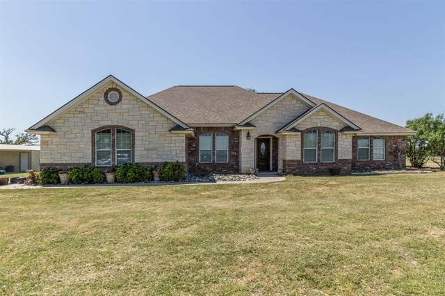 202 Hill Valley Drive, Stephenville, TX 76401 (MLS #14337681) :: The Heyl Group at Keller Williams