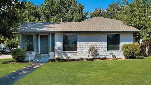 6452 Drury Lane, Fort Worth, TX 76116 (MLS #14337713) :: The Mitchell Group