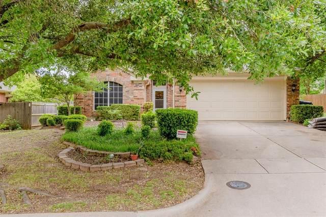 705 Glenwood Court, Mckinney, TX 75071 (MLS #14337730) :: All Cities USA Realty