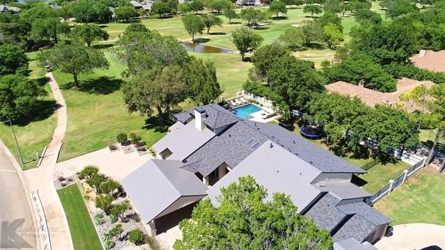 33 Fairway Oaks Boulevard, Abilene, TX 79606 (MLS #14337805) :: The Paula Jones Team | RE/MAX of Abilene