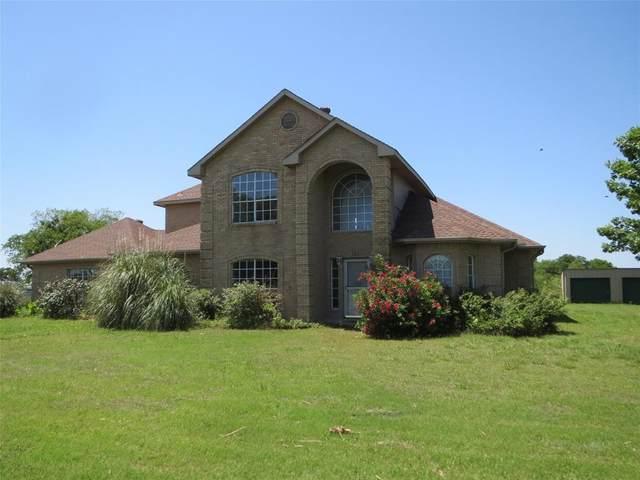 526 W Wyatt Street, Ennis, TX 75119 (MLS #14337844) :: Hargrove Realty Group