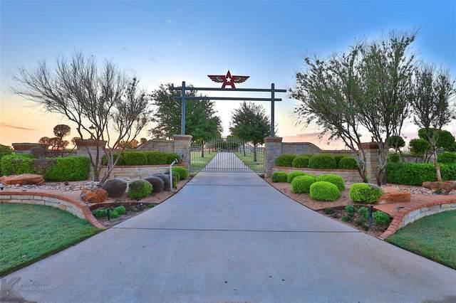 7229 Hardwick Road, Abilene, TX 79606 (MLS #14337871) :: The Paula Jones Team | RE/MAX of Abilene