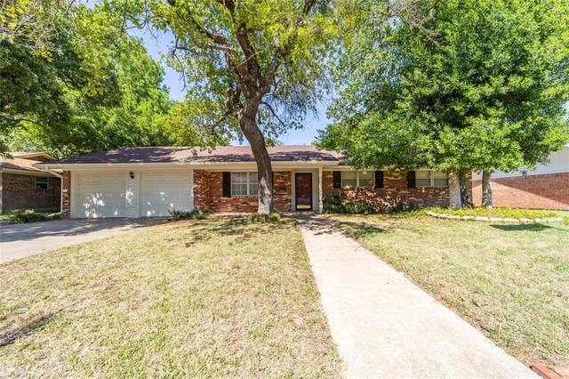 1351 N Rose Drive, Stephenville, TX 76401 (MLS #14337878) :: Tenesha Lusk Realty Group