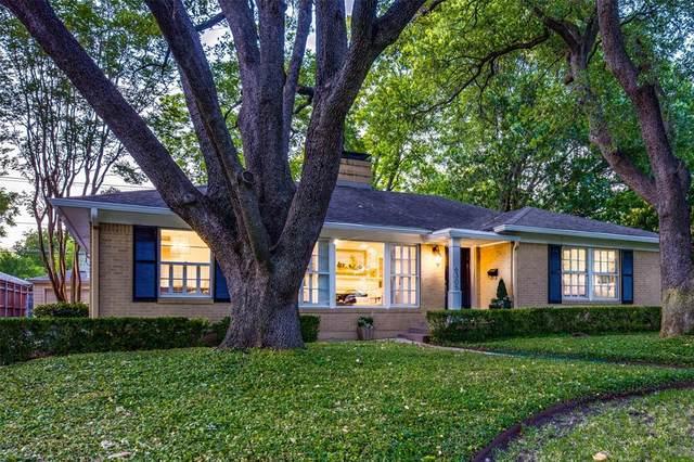 6305 Del Norte Lane, Dallas, TX 75225 (MLS #14337891) :: HergGroup Dallas-Fort Worth
