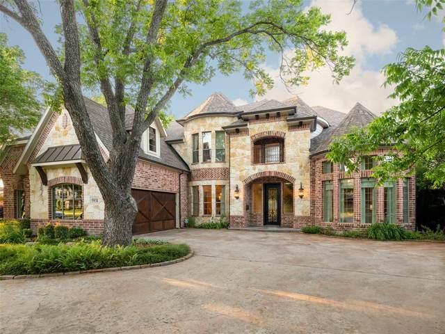 5931 Boca Raton Drive, Dallas, TX 75230 (MLS #14337907) :: The Mitchell Group