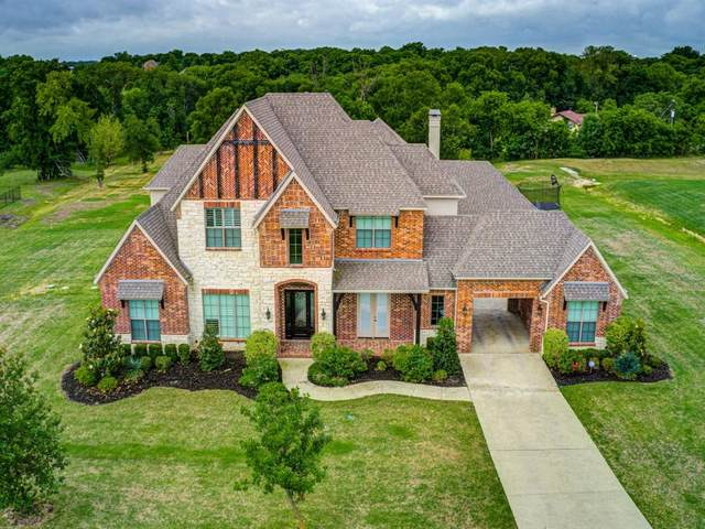 2451 Hendrix Avenue S, Allen, TX 75002 (MLS #14337965) :: Tenesha Lusk Realty Group