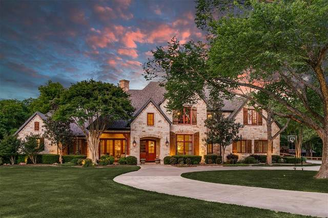 542 Beverly Drive, Coppell, TX 75019 (MLS #14338157) :: Hargrove Realty Group