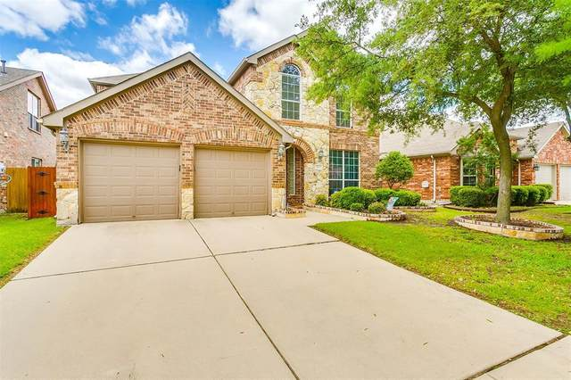 9117 Addison Drive, Fort Worth, TX 76244 (MLS #14338262) :: Real Estate By Design