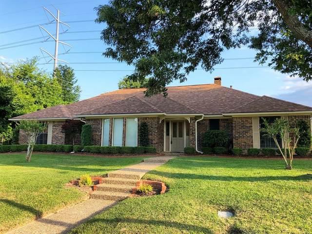 737 Hampton Hill Drive, Tyler, TX 75703 (MLS #14338274) :: Century 21 Judge Fite Company