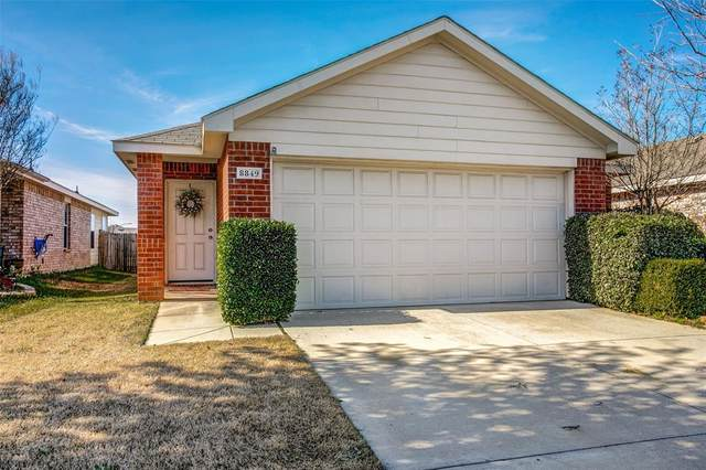 8849 Valley River Drive, Fort Worth, TX 76244 (MLS #14338306) :: The Mauelshagen Group