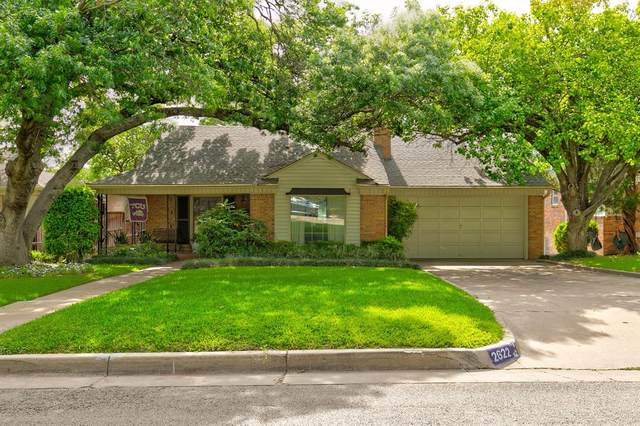 2622 Highview Terrace, Fort Worth, TX 76109 (MLS #14338365) :: The Mitchell Group