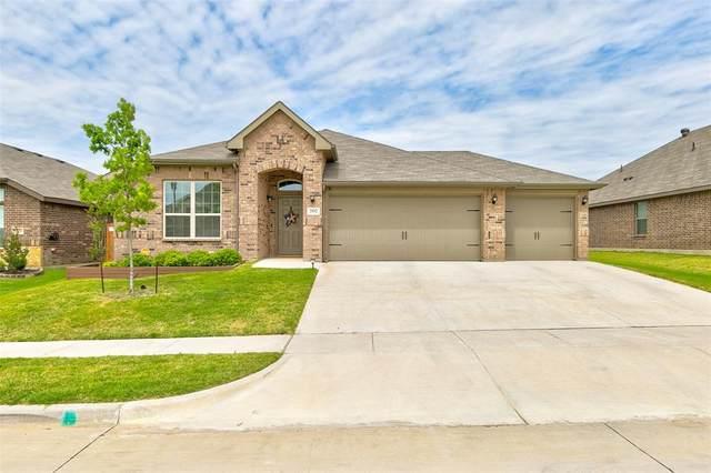 2552 Weatherford Heights, Weatherford, TX 76087 (MLS #14338518) :: EXIT Realty Elite