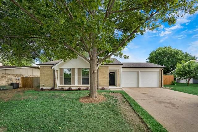 1216 Brush Creek Drive, Richardson, TX 75081 (MLS #14338579) :: Real Estate By Design