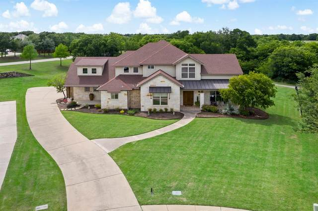 325 Over Dale Court, Sunnyvale, TX 75182 (MLS #14338644) :: Team Hodnett