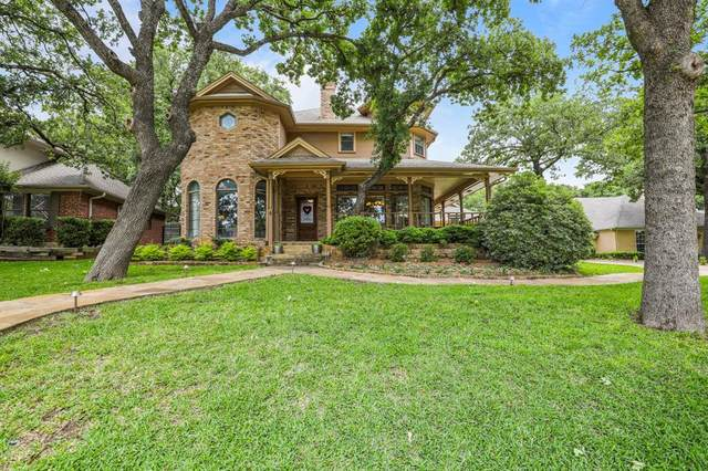 4 Pin Oak Court, Trophy Club, TX 76262 (MLS #14338729) :: The Heyl Group at Keller Williams
