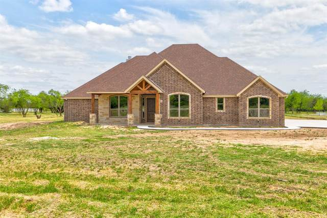229 Duke Trail, Weatherford, TX 76088 (MLS #14338754) :: Real Estate By Design