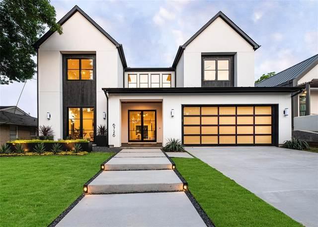 6726 Lakefair Circle, Dallas, TX 75214 (MLS #14338842) :: Robbins Real Estate Group