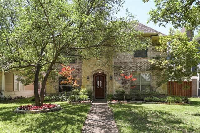 5508 Vickery Boulevard, Dallas, TX 75206 (MLS #14338882) :: The Kimberly Davis Group