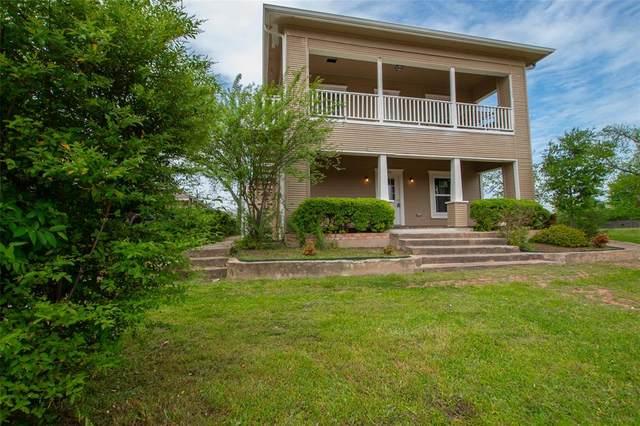 705 W Chestnut Street, Denison, TX 75020 (MLS #14338906) :: The Mitchell Group