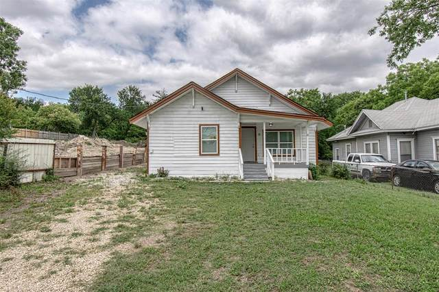 1719 Adelaide Drive, Dallas, TX 75216 (MLS #14338909) :: The Hornburg Real Estate Group