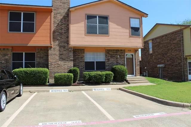 926 Cedar Terrace, Cedar Hill, TX 75104 (MLS #14338935) :: Century 21 Judge Fite Company