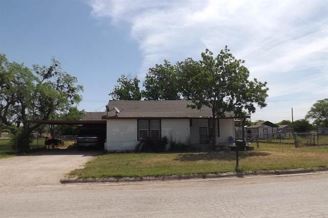 241 NW Avenue F, Hamlin, TX 79520 (MLS #14339053) :: All Cities USA Realty