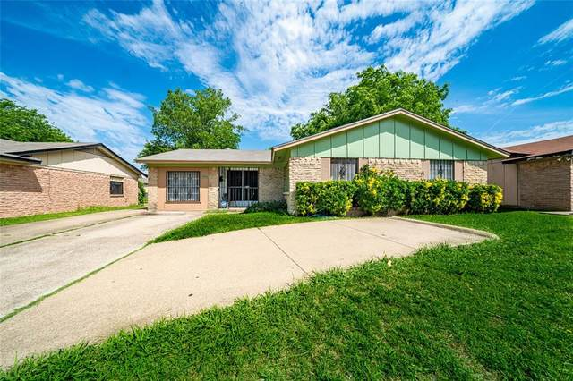 3451 Pacesetter Drive, Dallas, TX 75241 (MLS #14339113) :: The Heyl Group at Keller Williams