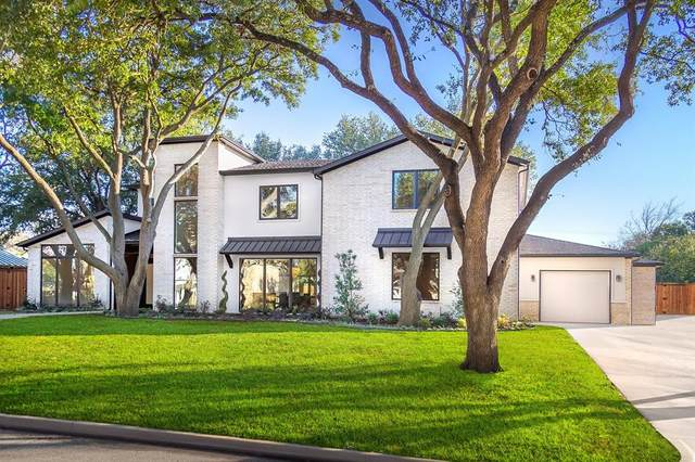 4028 Courtshire Drive, Dallas, TX 75229 (MLS #14339195) :: Tenesha Lusk Realty Group