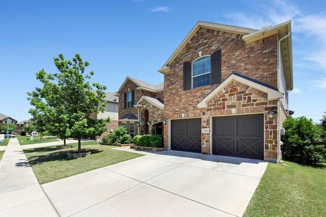 2809 Stackhouse Street, Fort Worth, TX 76244 (MLS #14339338) :: The Chad Smith Team