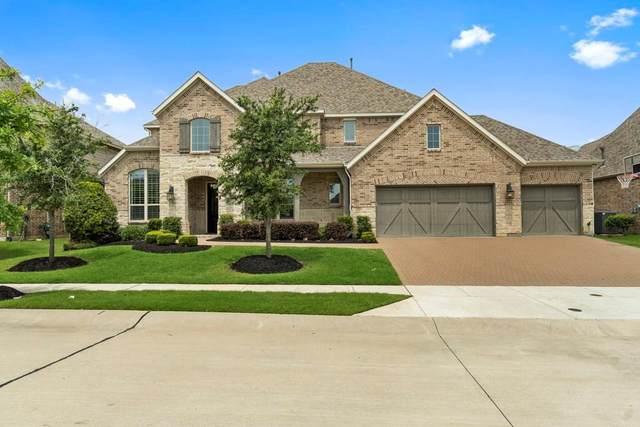 3819 Alleyton Way, Celina, TX 75009 (MLS #14339350) :: Real Estate By Design