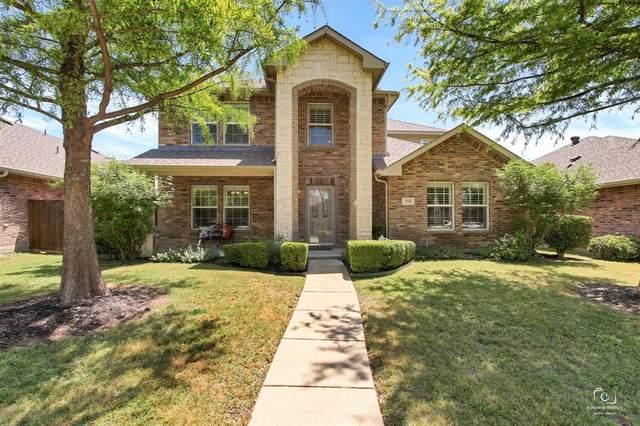 1712 Terrell Drive, Allen, TX 75002 (MLS #14339363) :: Team Tiller