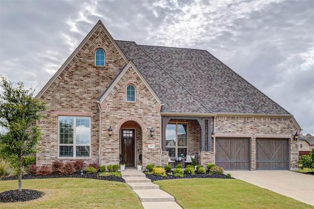 400 Venture Point Drive, Prosper, TX 75078 (MLS #14339372) :: The Kimberly Davis Group