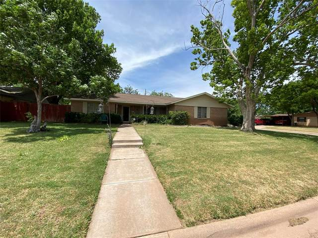 1738 Rosewood Drive, Abilene, TX 79603 (MLS #14339424) :: Century 21 Judge Fite Company