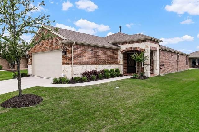3149 Bobber Street, Frisco, TX 75036 (MLS #14339441) :: Real Estate By Design