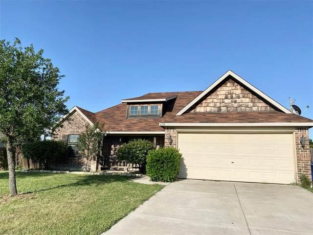 119 Price Circle, Hackberry, TX 75036 (MLS #14339469) :: The Kimberly Davis Group