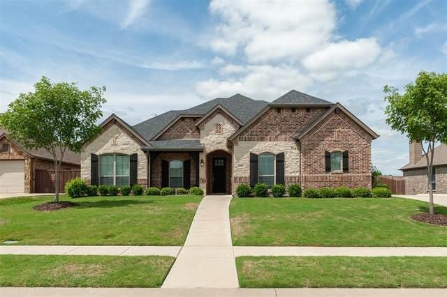 137 Water Garden Drive, Waxahachie, TX 75165 (MLS #14339472) :: Ann Carr Real Estate