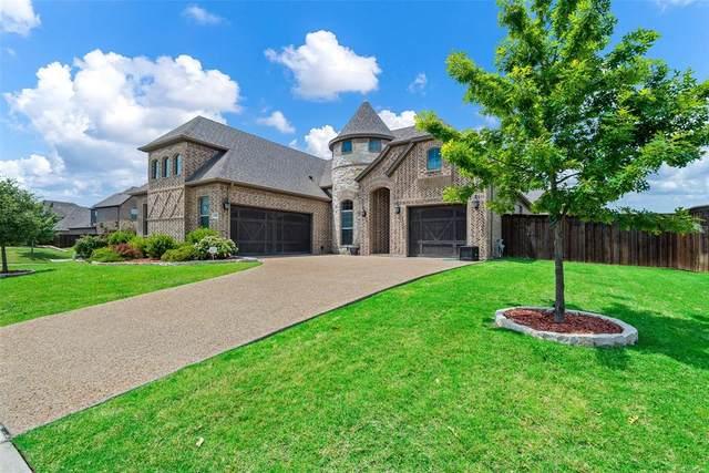 1400 Corrara Drive, McLendon Chisholm, TX 75032 (MLS #14339554) :: The Welch Team