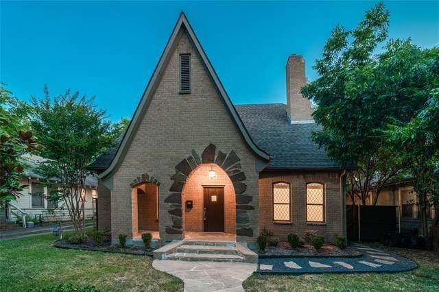 5339 Richard Avenue, Dallas, TX 75206 (MLS #14339576) :: The Kimberly Davis Group