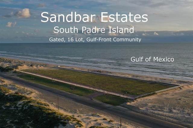 Lot 15 Sandbar Lane, South Padre Island, TX 78597 (MLS #14339661) :: Tenesha Lusk Realty Group